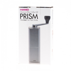 Hario - młynek PRISM Aluminum Alloy Coffee Mill Black